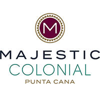 our 5 star resort majestic colonial punta cana logo