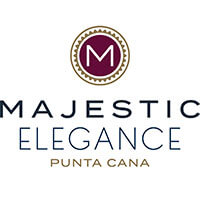 our  5 star resort majestic elegance punta cana logo