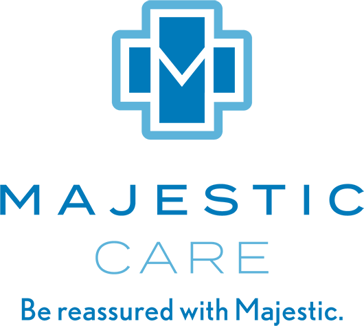logo majestic care