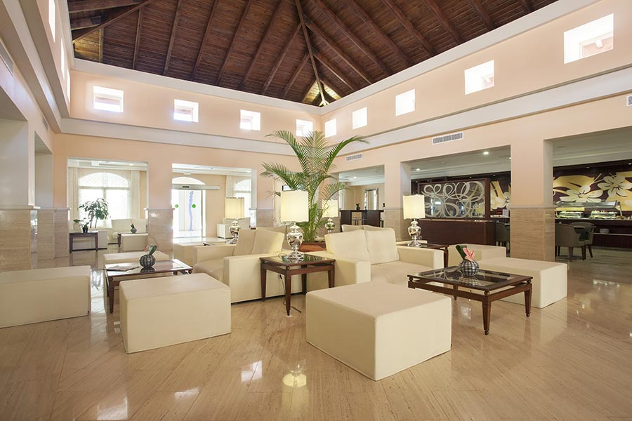 majestic colonial punta cana reception