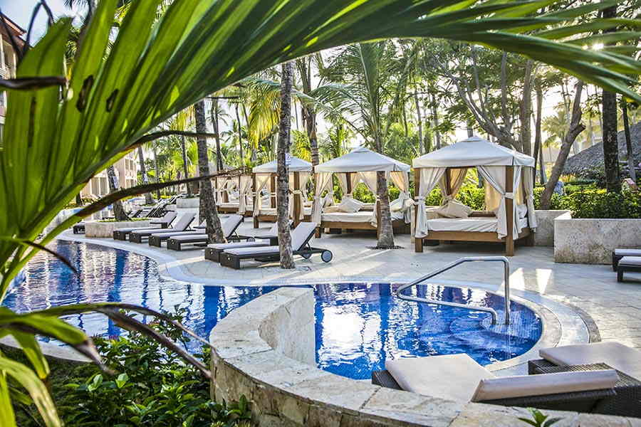 majestic colonial punta cana swimming pool