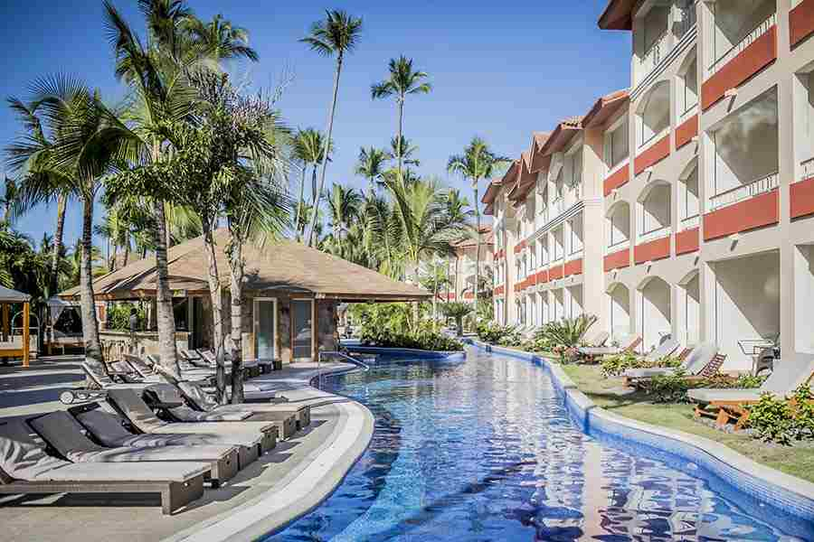 majestic colonial punta cana swimming pools