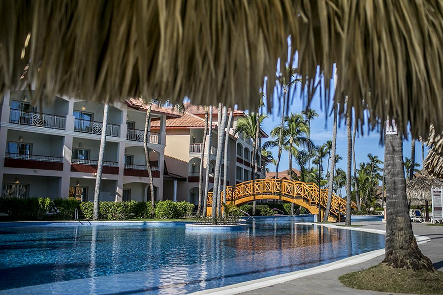majestic colonial punta cana outdoor pool