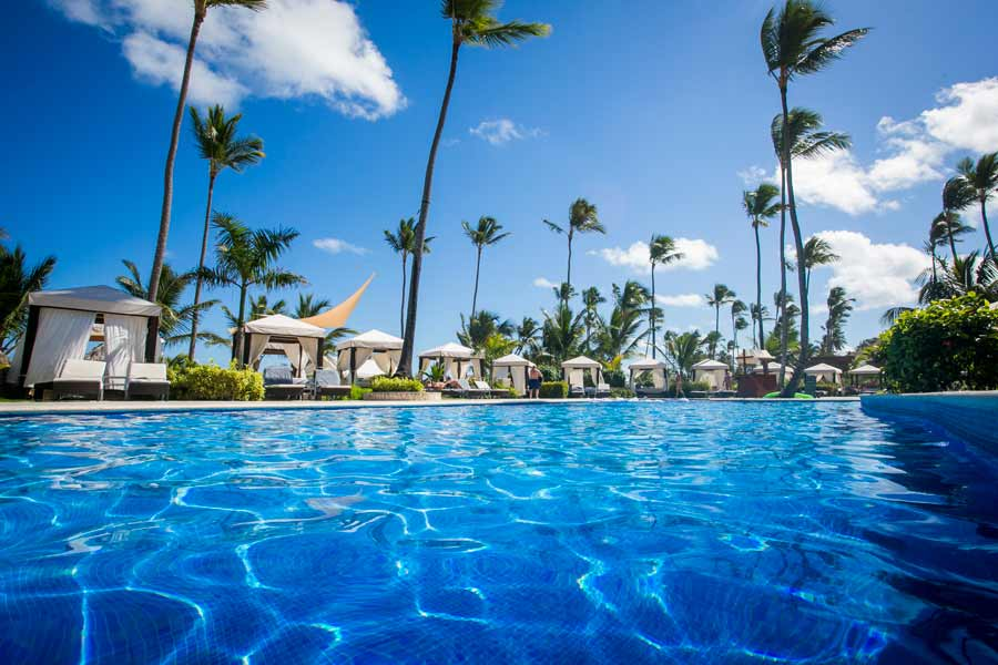 majestic elegance punta cana swimming pools