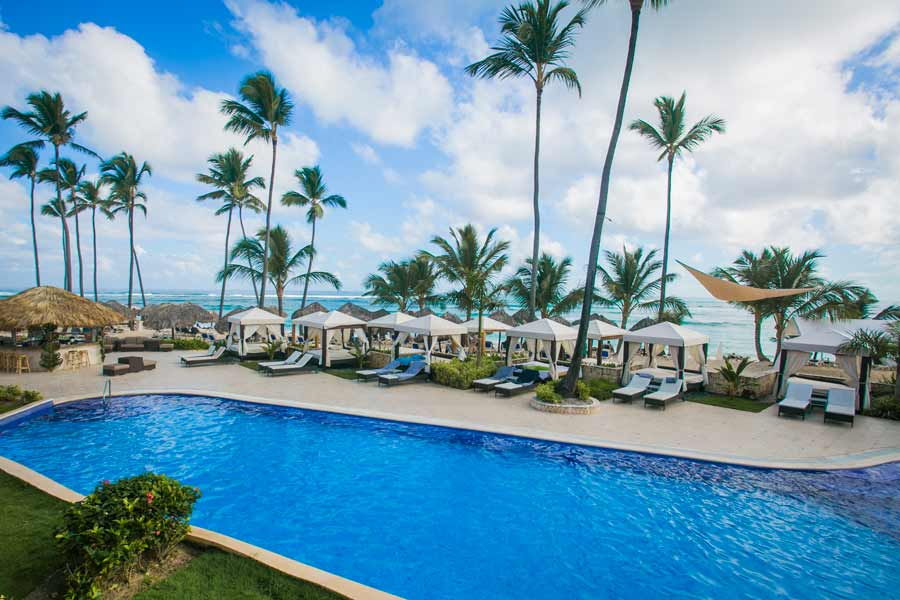 majestic elegance punta cana pool with views