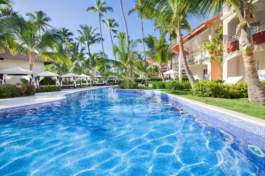 majestic elegance punta cana swimming pool