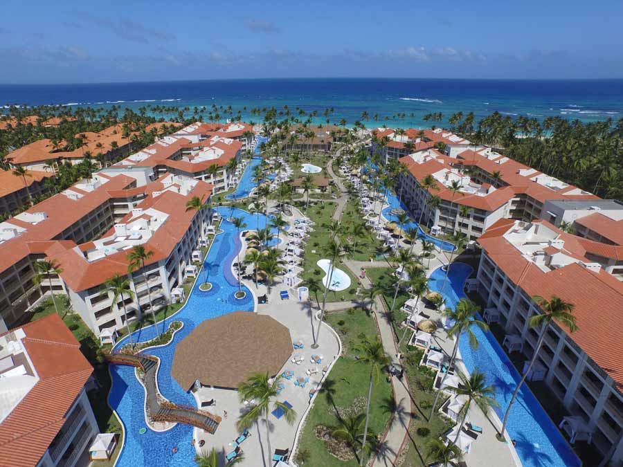 majestic mirage punta cana view buildings