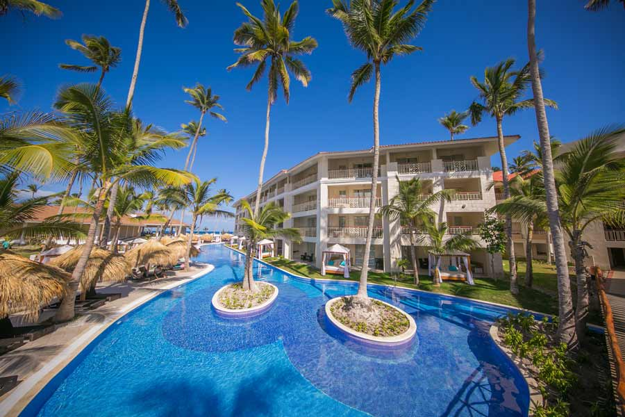 majestic mirage punta cana view swimming pool area